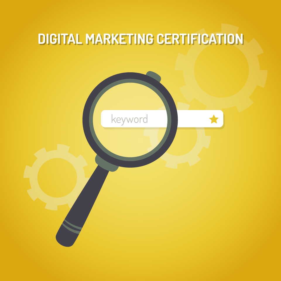 digital marketing certification